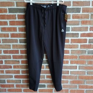 Reebok Double Time Jogger Mens Slim Fit XL NWT
